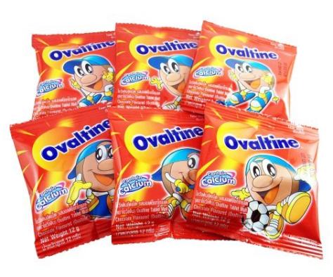 Ovaltine Tablet Malt